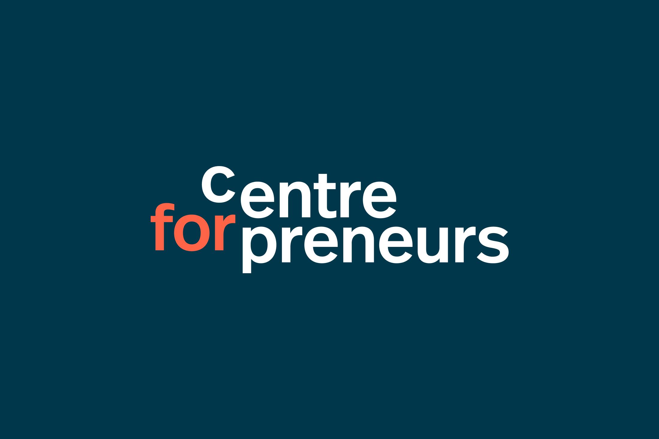 Centre for Entrepreneurs logotype